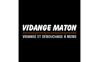 Inspection de canalisation dans le Hainaut - Vidange Maton