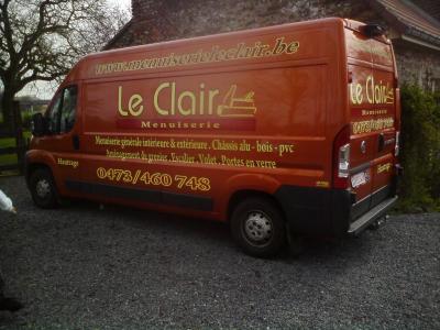 Menuiserie Le Clair