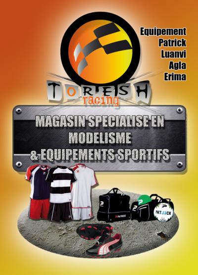 Toresh Racing Equipements