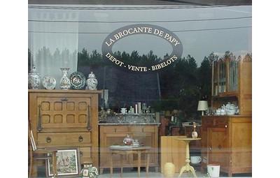LA BROCANTE DE PAPY