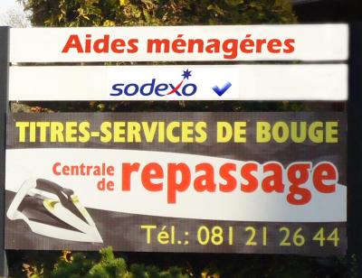 Titres services Namur - Repassage et aide ménagère