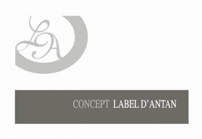 Concept Label d'Antan